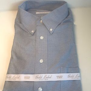 Roundtree & York Gold Label fitted shirt